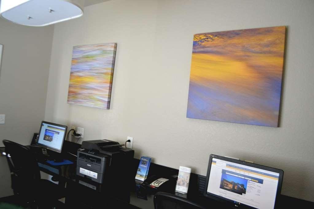 Best Western Sherwood Inn & Suites - centro de negocios-característica