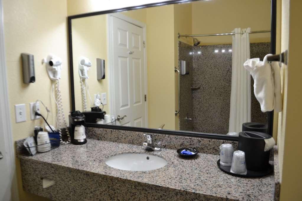 Best Western Sherwood Inn & Suites - Salle de bain