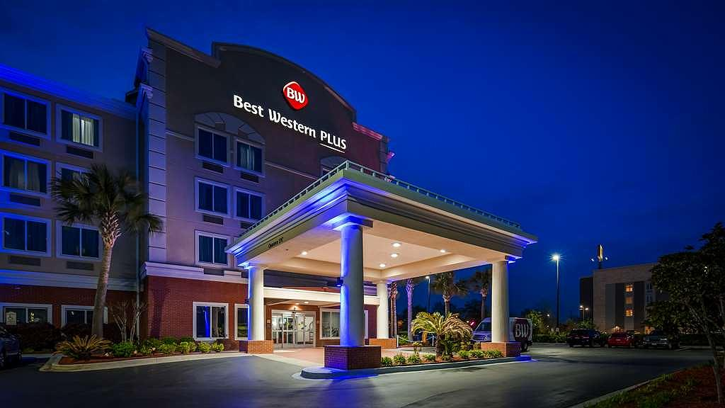 Best Western Airport Inn & Suites - Area esterna