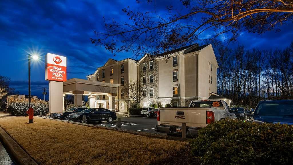 Best Western Plus Greenville South - Vista exterior