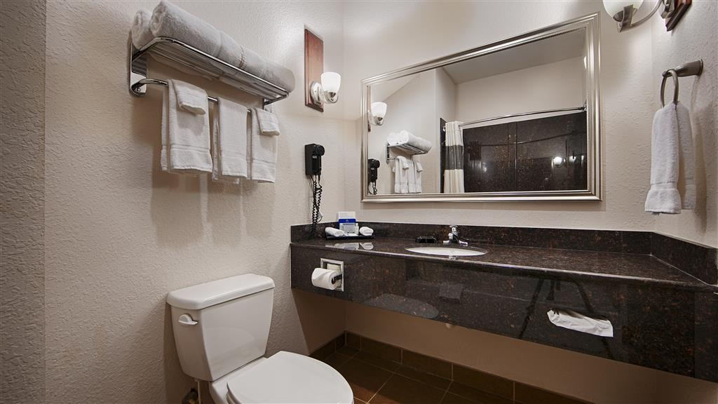 Best Western Plus Greenville South - Baño