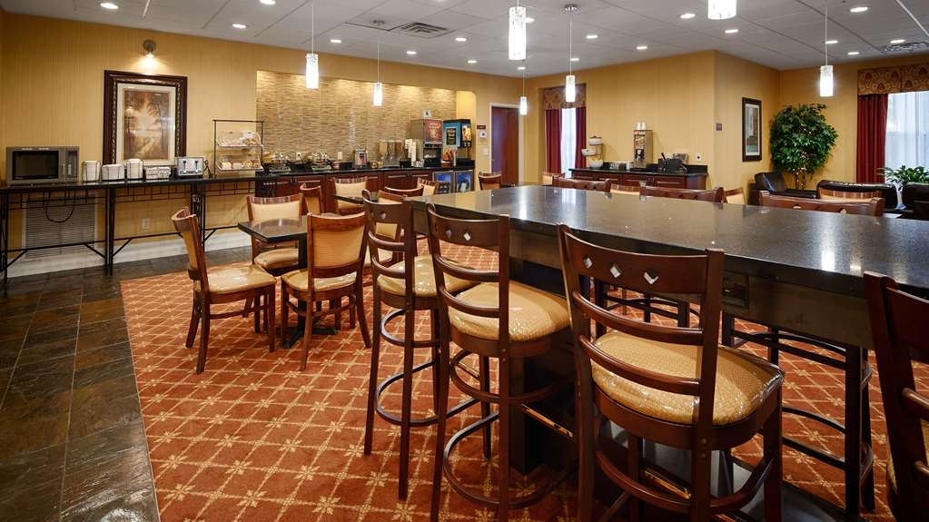 Best Western Plus Greenville South - Restaurante/Comedor
