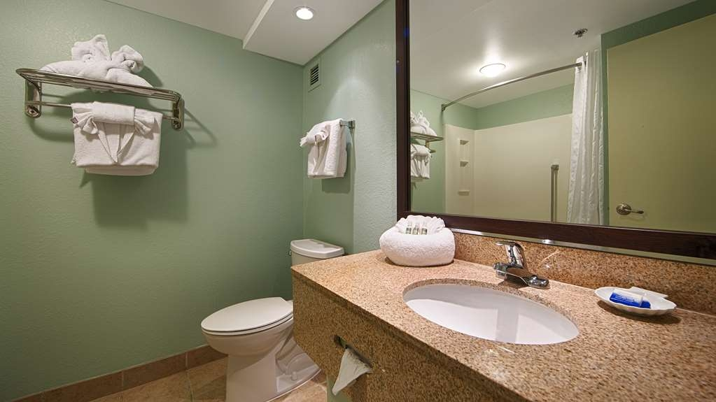 Best Western Plus Myrtle Beach @ Intracoastal - Salle de bain