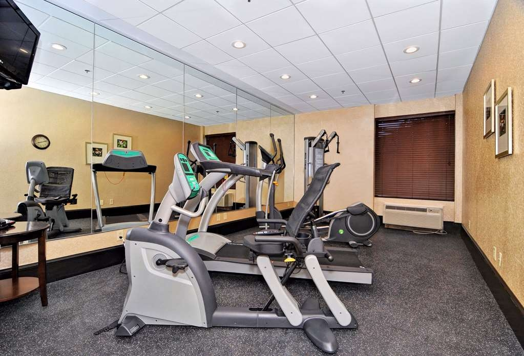 Best Western Plus Columbia North East - Fitness Center