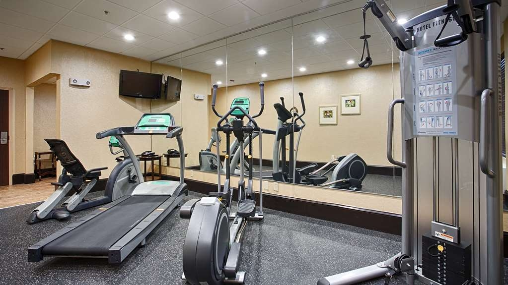 Best Western Plus Columbia North East - Our fitness center allows you to keep up with your home routine even when you're not at home.