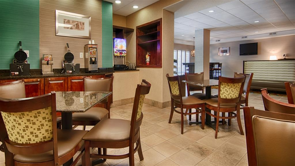 Best Western Pawleys Island - Join us every morning for a variety of your favorite morning treats.
