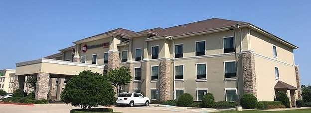 Best Western Plus Texarkana Inn & Suites - Area esterna
