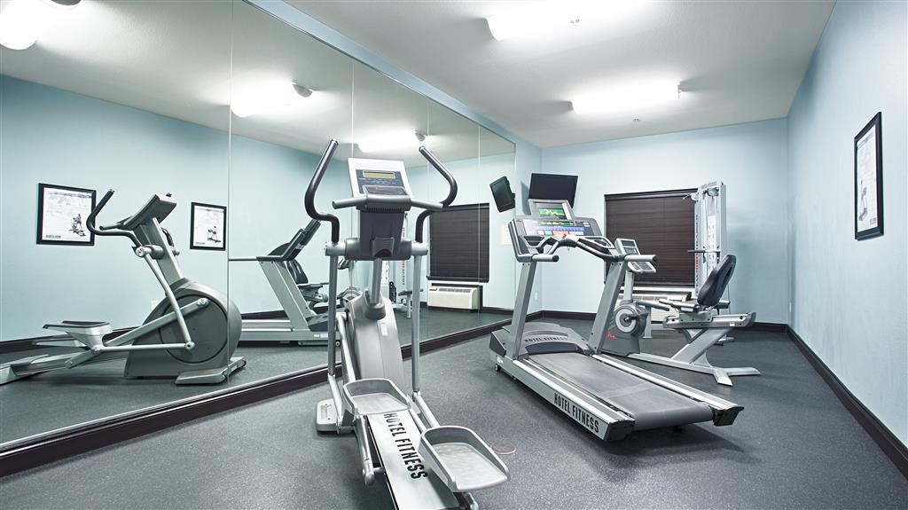 Best Western Plus Texarkana Inn & Suites - Fitnessstudio
