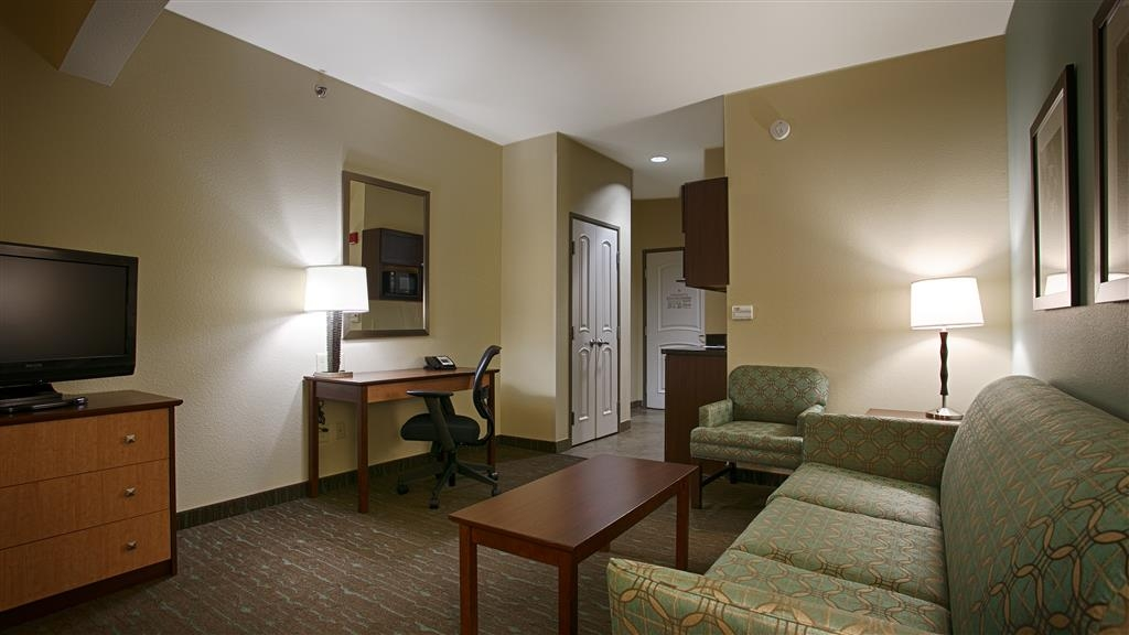 Best Western Plus Texarkana Inn & Suites - Lobby Merkmal
