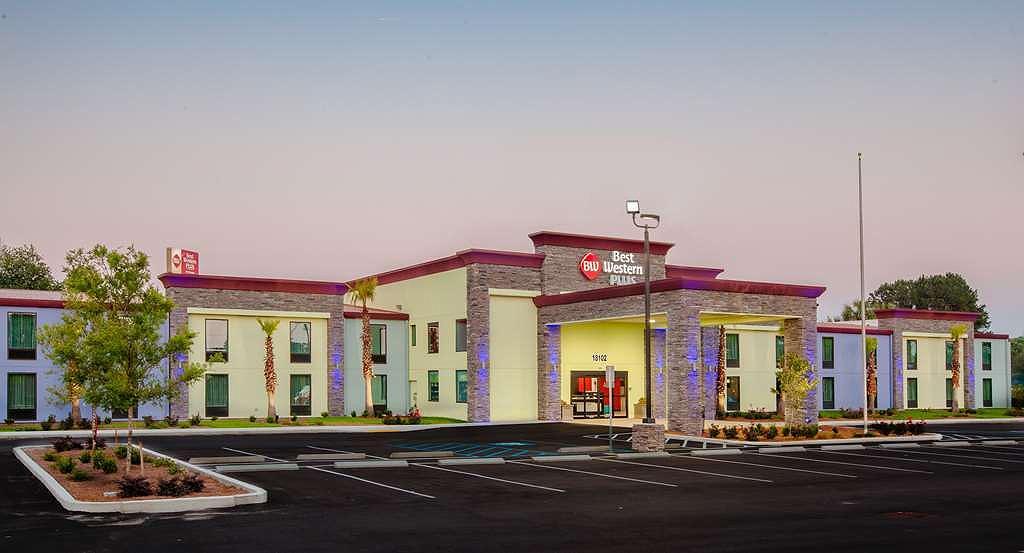 Best Western Plus Hardeeville Inn & Suites - Vue extérieure