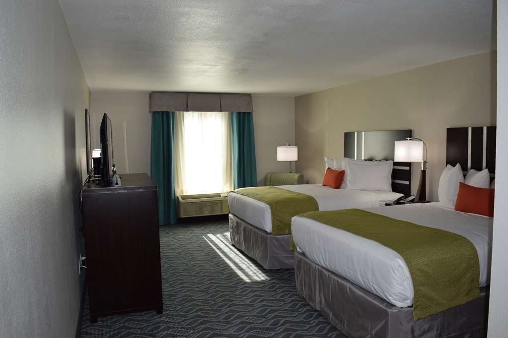 Best Western Plus Hardeeville Inn & Suites - 2 Queen Beds Guest Room