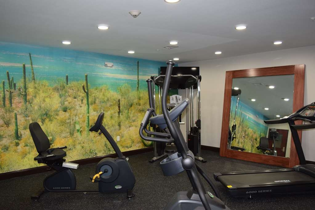 Best Western Plus Hardeeville Inn & Suites - 24/7 Fitness Center Equipped with Treadmill, Elliptical, Recumbent Cycle, Functional Trainer