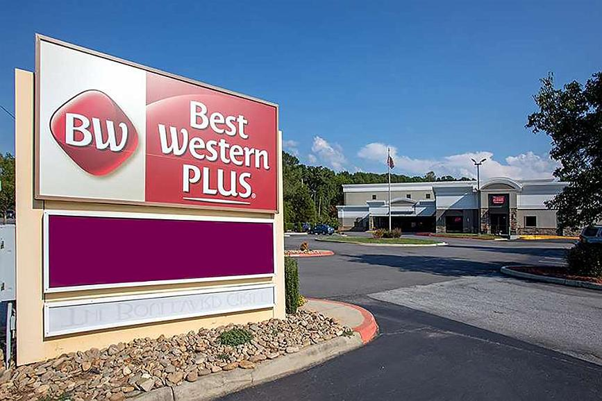 Best Western Plus University Inn & Conference Center - Exterior view