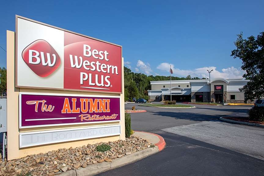 Best Western Plus University Inn & Conference Center - Vista Exterior