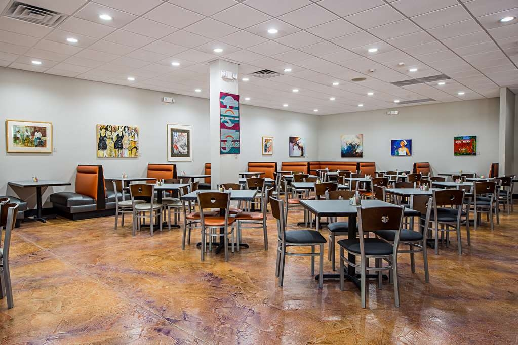 Best Western Plus University Inn & Conference Center - Restaurante/Comedor
