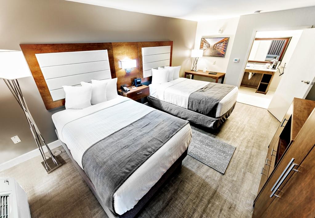 Best Western Ocean Breeze Inn - Two Double Bed Guest Room