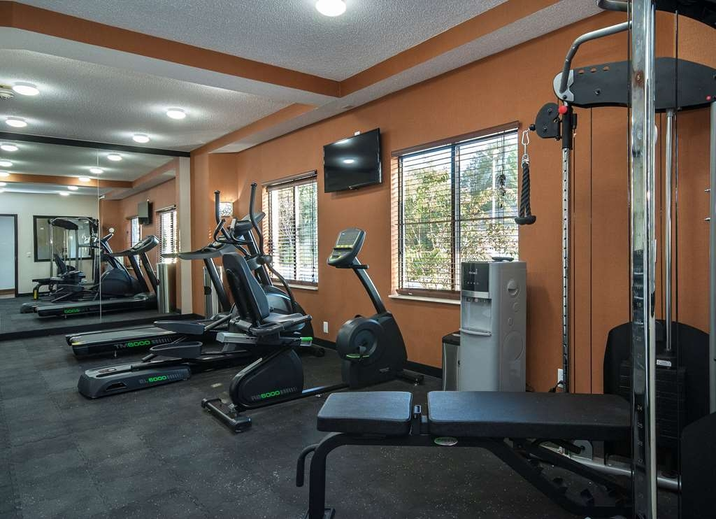 Best Western Travelers Rest/Greenville - fitnessraum