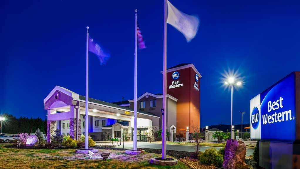 Best Western Travelers Rest/Greenville - Außenansicht