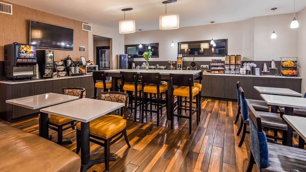 Best Western Travelers Rest/Greenville - Restaurant / Gastronomie