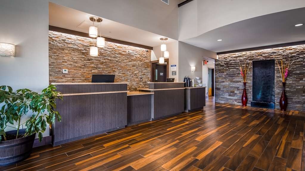 Best Western Travelers Rest/Greenville - Lobbyansicht