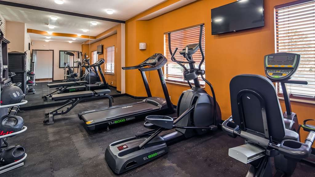 Best Western Travelers Rest/Greenville - Fitnessstudio