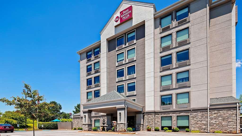 Best Western Plus Spartanburg - Vista exterior
