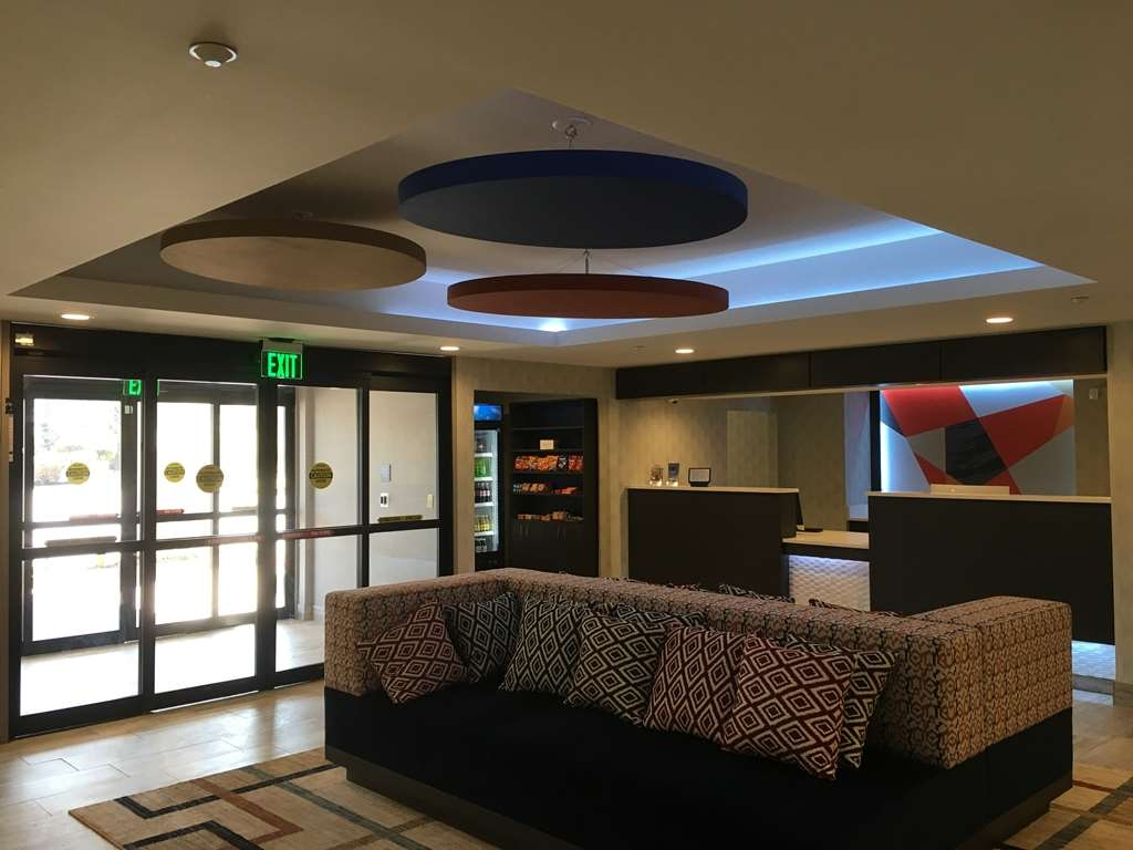 Best Western Plus Spartanburg - Vue du lobby