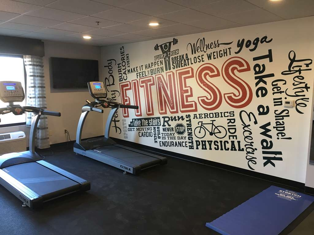 Best Western Plus Spartanburg - Fitnessstudio