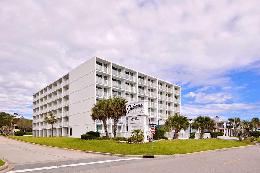 Hotel Cabana Shores, BW Premier Collection - Aussenansicht