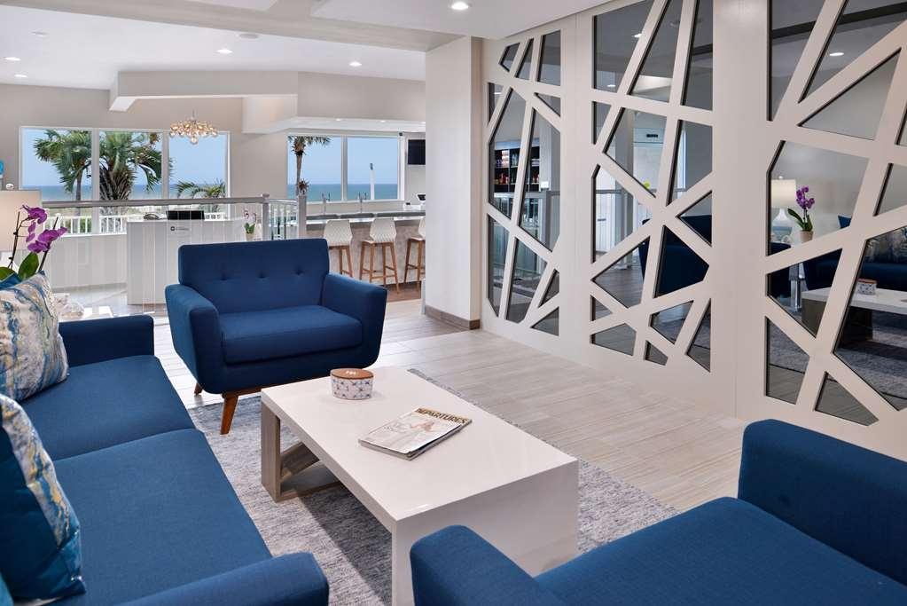 Hotel Cabana Shores, BW Premier Collection - Vista del vestíbulo