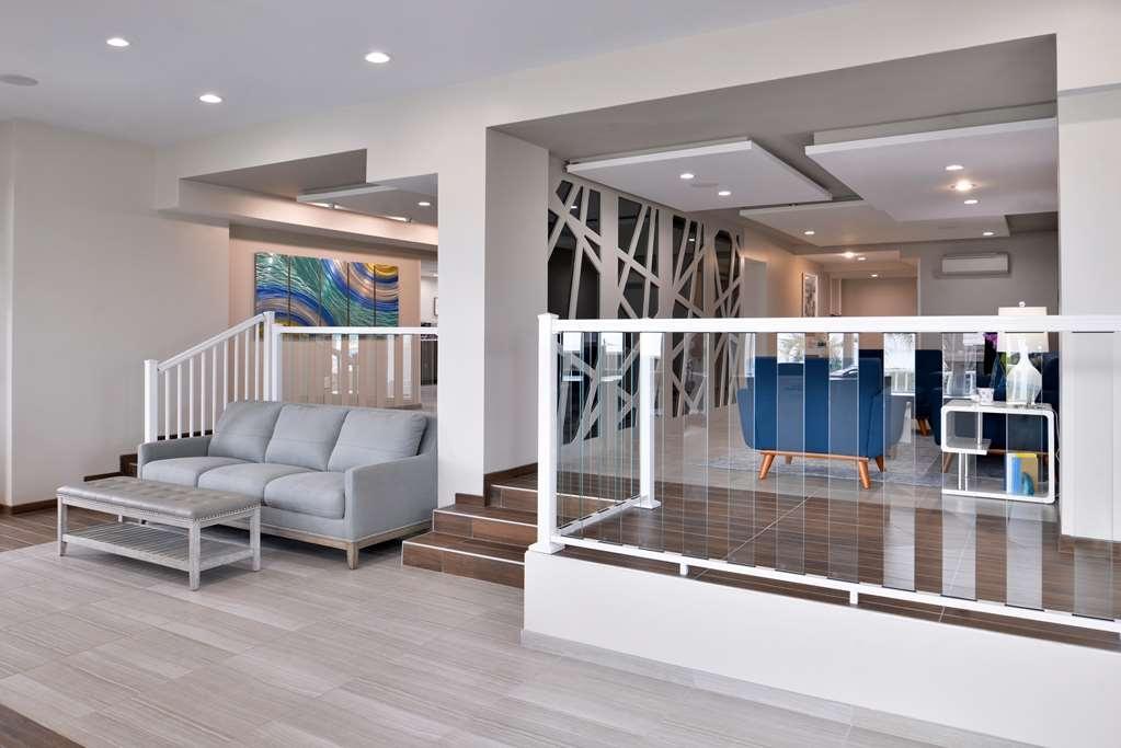 Hotel Cabana Shores, BW Premier Collection - Vue du lobby