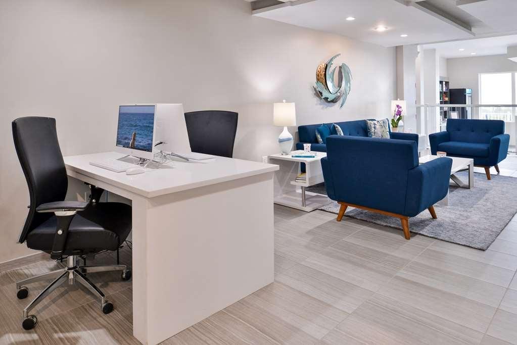 Hotel Cabana Shores, BW Premier Collection - centro de negocios-característica