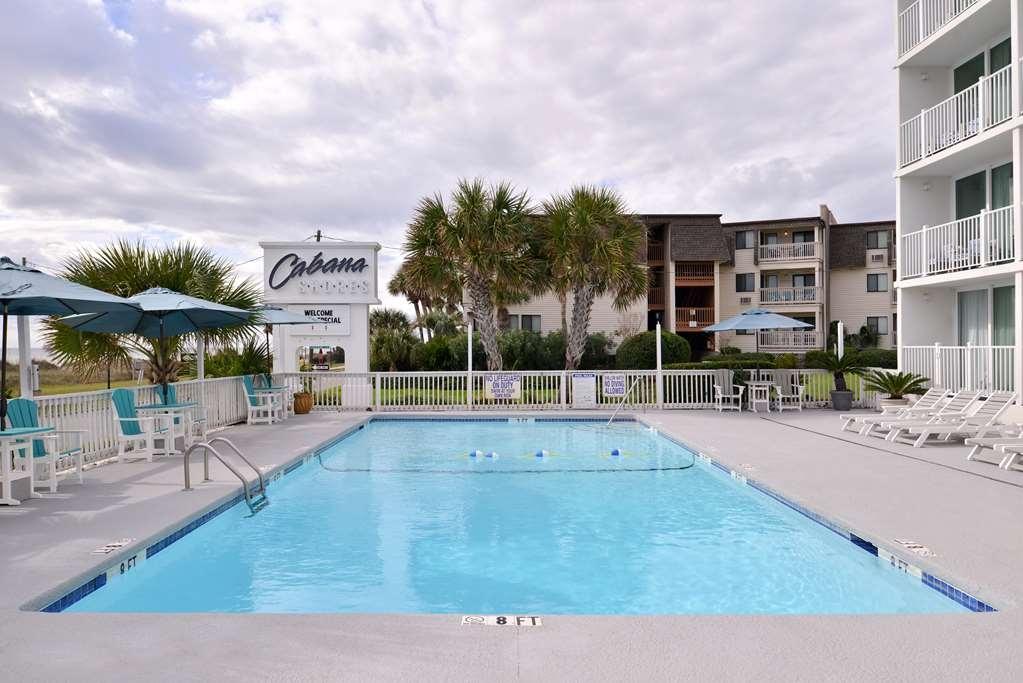 Hotel Cabana Shores, BW Premier Collection - Vista de la piscina