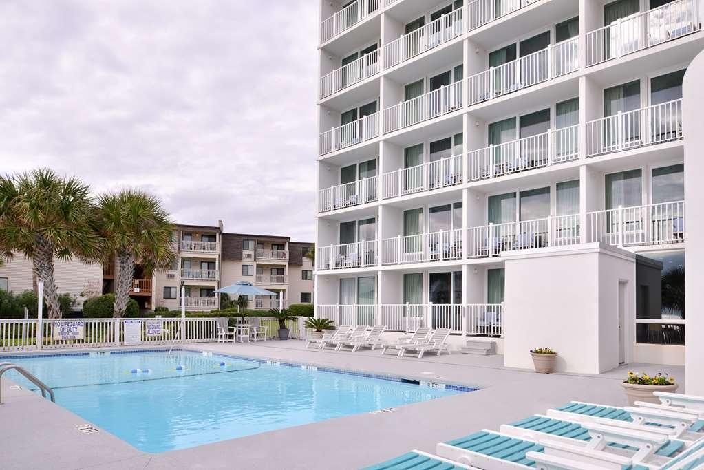 Hotel Cabana Shores, BW Premier Collection - Vue de la piscine