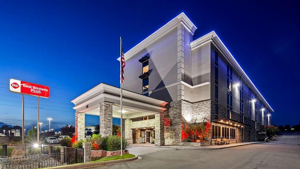 Best Western Plus Greenville I-385 Inn & Suites - Vue extérieure
