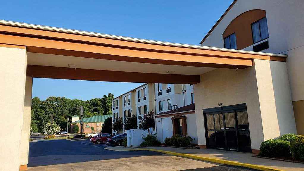 SureStay Plus by Best Western Spartanburg Southwest - Vista exterior