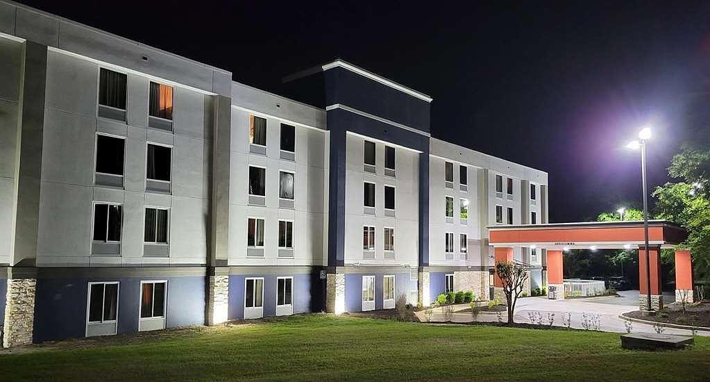 SureStay Plus Hotel by Best Western Lexington - Vista exterior