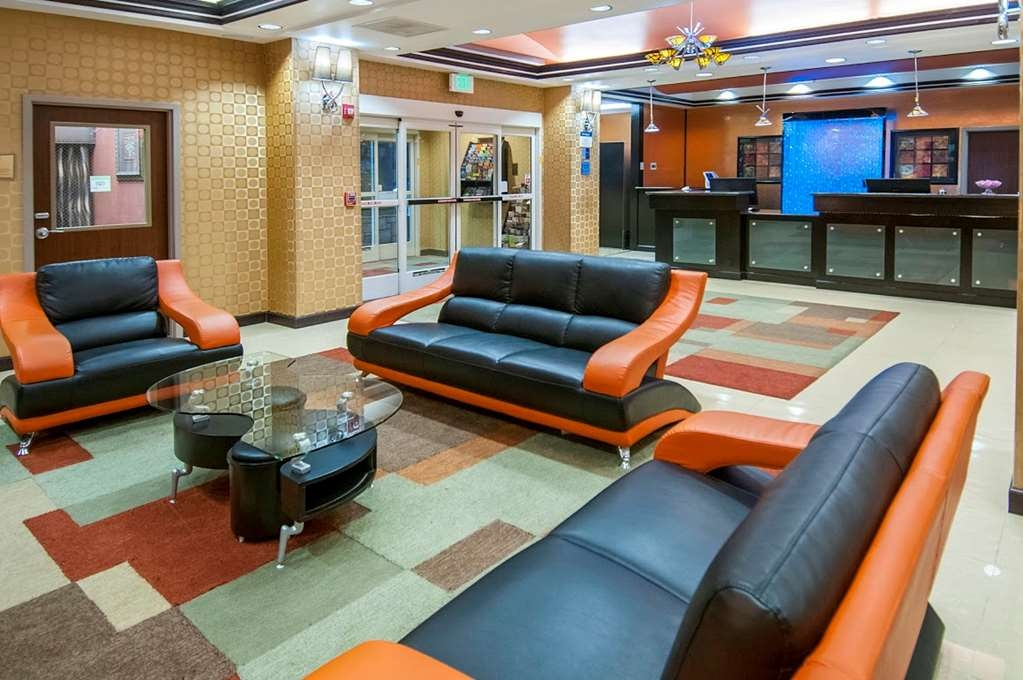 Best Western Plus JFK Inn & Suites - empfang