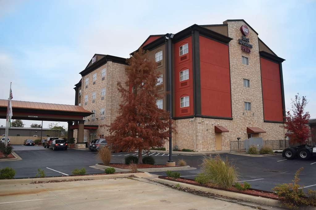 Best Western Plus JFK Inn & Suites - Location, Location, Location - Centrally located in the heart of North Little Rock.