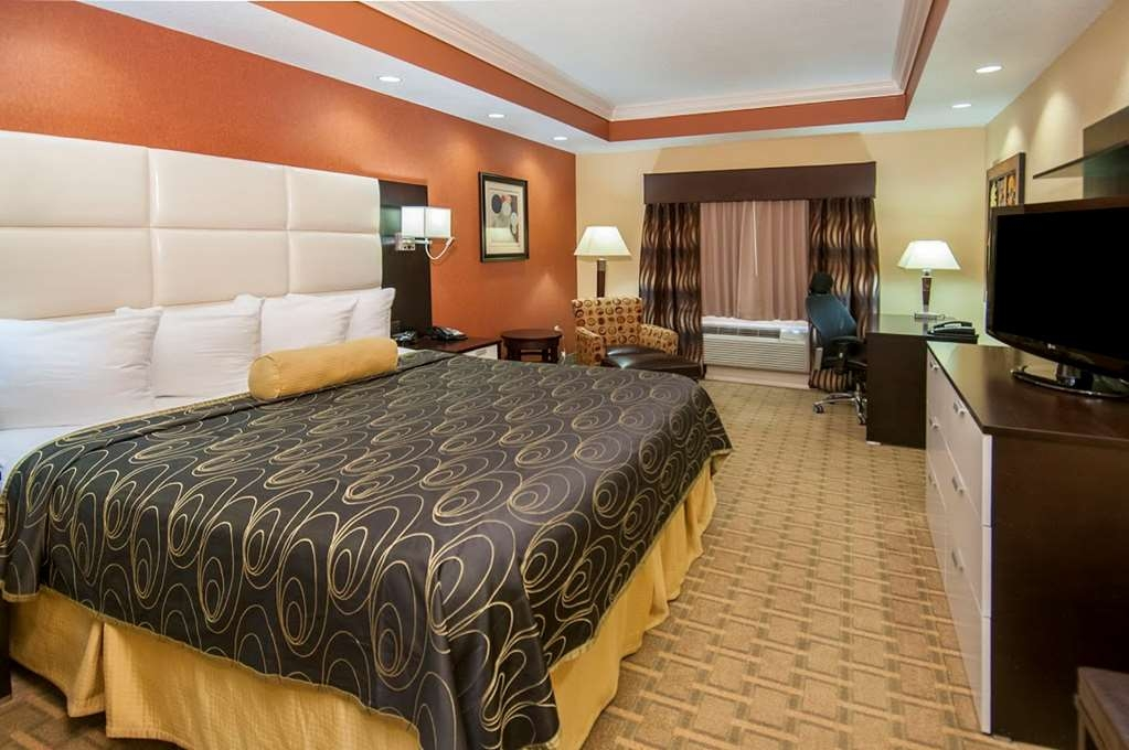 Best Western Plus JFK Inn & Suites - Our king guest room is spacious and offers you a comfortable place to unwind.