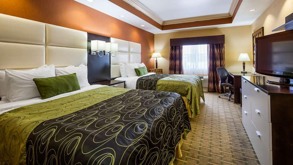 Best Western Plus JFK Inn & Suites - Guest room