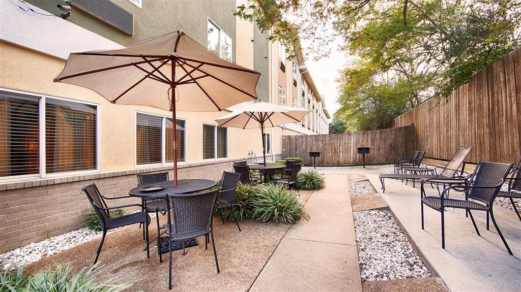 Best Western Plus Searcy Inn - Terrasse
