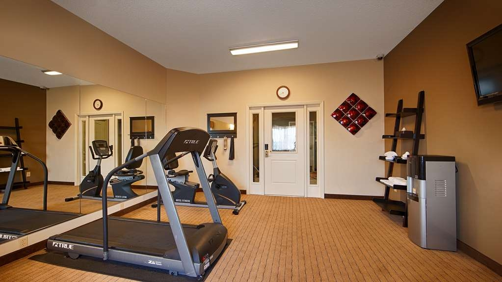 Best Western Plus Searcy Inn - Fitnessstudio