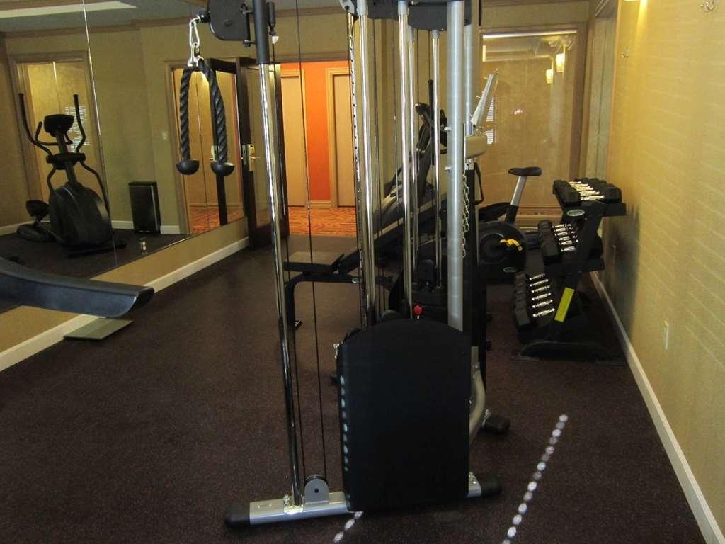 Best Western Aspen Hotel - fitnessraum