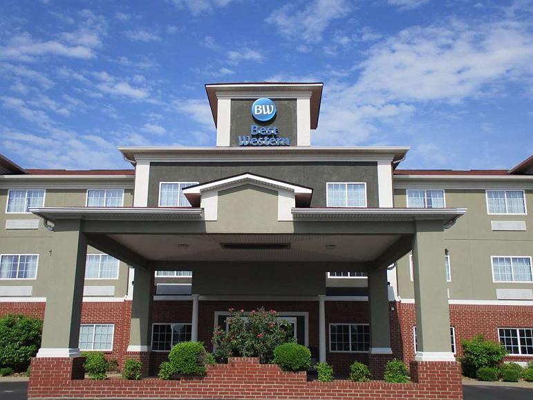 Best Western Presidential Hotel & Suites - Area esterna