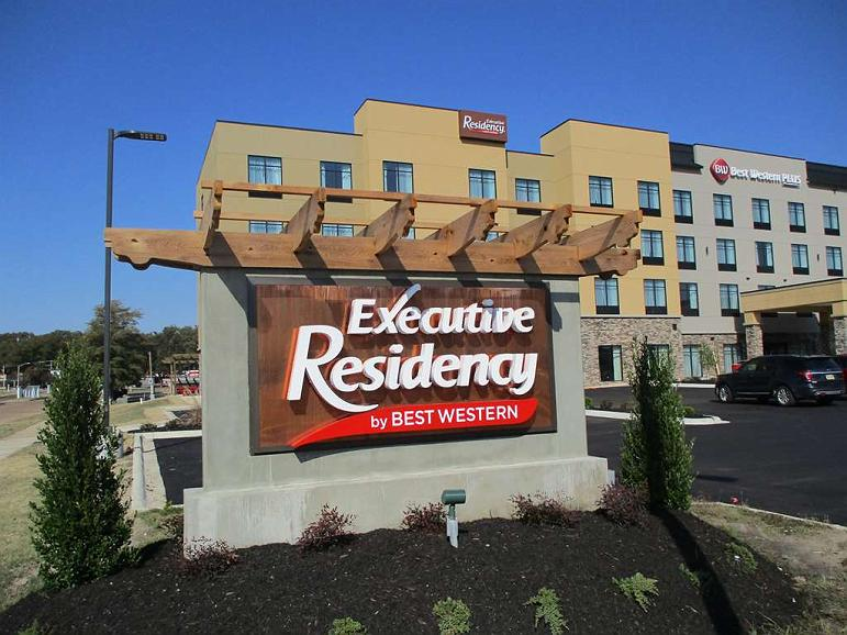 Best Western Plus Executive Residency Marion - Vista exterior