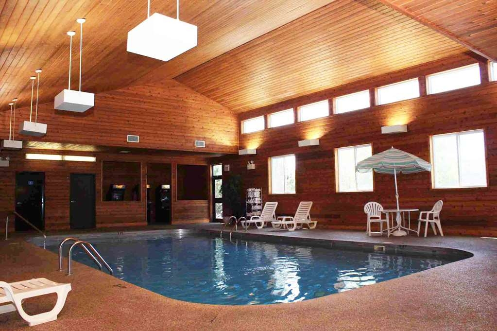 Best Western Lee's Motor Inn - Piscina