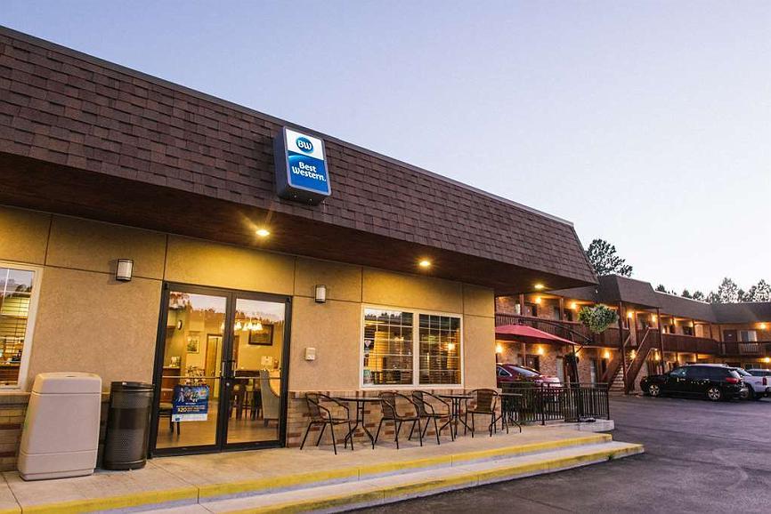 Best Western Buffalo Ridge Inn - Vista exterior