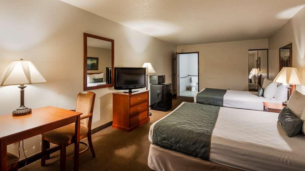 Best Western Buffalo Ridge Inn - Two Double bed Guest Room