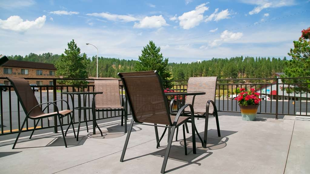 Best Western Buffalo Ridge Inn - Chambre d'agrément